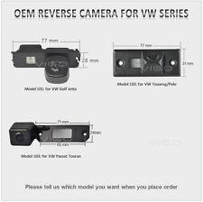 Car Rearview Reverse Camera for VW Passat Touran Jetta Golf Touareg Polo Touareg