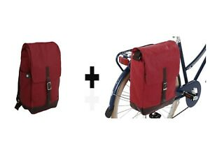 BOBBIN BIKE,BICYCLE, PANNIER AND BACKPACK OFFER - RRP £200