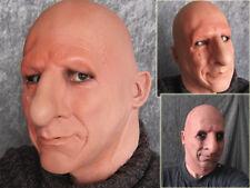 Latexmaske BRUCE - Männliche Latex Gummimaske Männermaske Effekt Gesicht Mann
