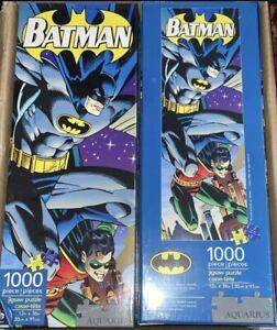 Batman Aquarius 1000 Piece Puzzle