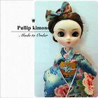 "Kimono Pullip, DAL, BJD Doll.1/6 ""Made to order"""