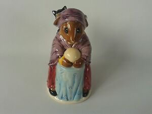 LIMITED EDITION ROYAL DOULTON TOBY JUG – FORTUNE TELLER BUNNYKINS D7157