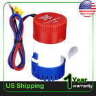 1100GPH 12Volt Electric Marine Submersible Bilge Sump Water Pump For Boat Yacht photo