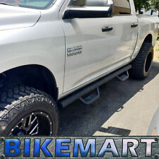 10-18 Dodge Ram 1500 2500 3500 Crew Cab Fit Drop Step Running Boards Nurf Bars