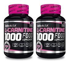 Biotech L-carnitine 1000 30 Tabs Weight Loss Fat Burner