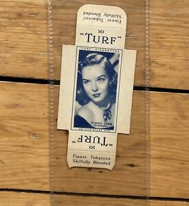 turf cigarette cards
