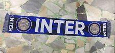 1 SCIARPA INTER UFFICIALE ACRILICO JACQUARD BANEGA ICARDI PERISIC FC INTER RAGGI
