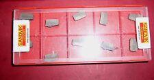 10.Stk Sandvik Wendeplatten N151.2-500-4E H13A Wendeschneidplatten  ***Neu***