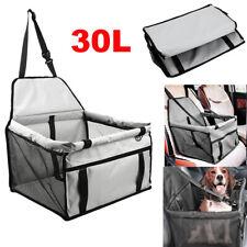 More details for folding pet dog car seat safe handbag cat puppy travel carrier bed bag basket