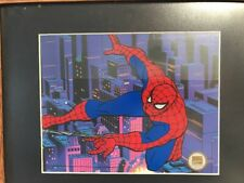 Spider-Man Animated Series Framed Printed Animation - 1998