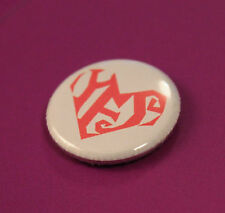 Prince YES Symbol Logo Fan Tribute Commemorative Pin Badge Brooch - 25mm