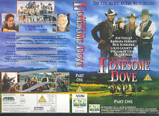 Return To Lonesome Dove Part One Video Promo Sample Sleeve/Cover #11509