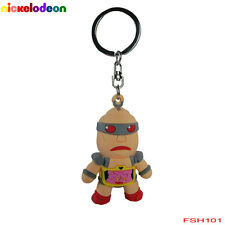 New Blind Bag Ninja Turtles Series 1 TMNT Krang 3-D Figural Keychain Keyring