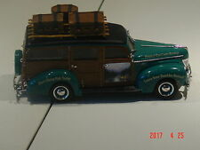 1940 Ford Station Wagon 1/25 die cast model