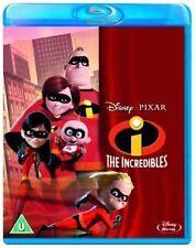 The Incredibles Disney Pixar Region- Blu-ray DVD