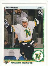 Lot of 86- Mike Modano Dallas Stars hockey cards inserts, RCs+