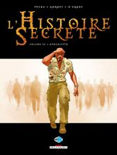 HISTOIRE SECRETE  ** TOME 32 APOCALYPTO ** EO NEUF KORDEY/PECAU/O GRADY