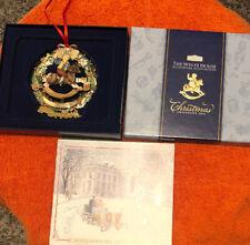 White House Historical Christmas Ornament 2003, In Original Box