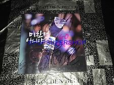 2PM 4th Album Go Crazy Signed Autographed Promotional CD Good Cond. Jay Park