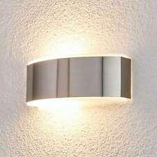 Außenwandleuchte Pacon Edelstahl Modern Wandlampe Außen Eckig Lampenwelt