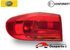 Genuine HELLA VW Volkswagen Tiguan 5N 11~16 LH Left Hand Tail Light Lamp