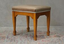 Classic Vintage Retro Stool by Stag Furniture