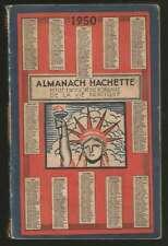 Almanach Hachette Book Petite Encyclopedie Populaire 1950