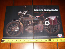1915 HARLEY DAVIDSON CANNONBALLER - ORIGINAL 2011 ARTICLE