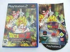 DRAGON BALL Z DBZ BUDOKAI TENKAICHI - SONY PLAYSTATION 2 Jeu PS2 PAL Fr Complet
