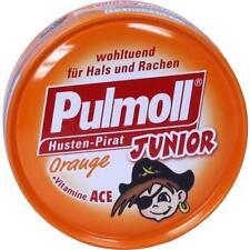 PULMOLL Junior Orange m.Vitam.ACE o.Z.Bonbons 50 g PZN 9155980