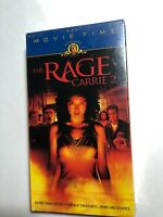 THE RAGE CARRIE 2 MOVIE TIME VHS NEW AND SEALED