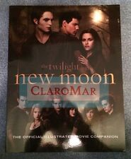 ☀️ New Moon by Mark Cotta Vaz Paperback Movie Tie-In Book Bella Edward Jacob