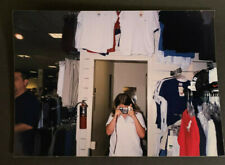 Vintage 90's Colors Photo Girls Taking Photos of Each Other with Camera #4856
