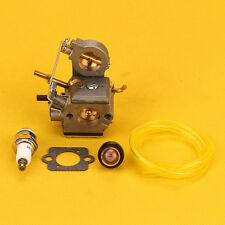 New Carburetor Primer bulb gas line For Husqvarna Partner K750 K760 Zama C3-EL53