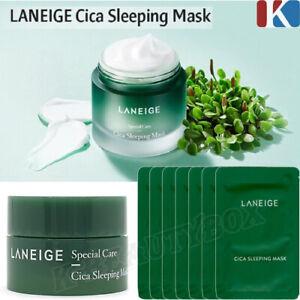 LANEIGE Cica Sleeping Mask 60ml Skin Barrier Cream Mask Overnight Skin Care NEW