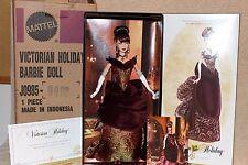 2006 Victorian Holiday Barbie Gold Label Fan Club MIB- With Shipper, COA & card