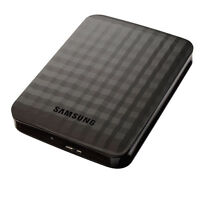 "NEW Samsung M3 Slimline 250GB 2.5"" USB 3.0 External Portable Hard Drive HDD"