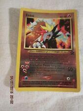 Pokemon Card Entei No. 244 Holo Foil - Mint Condition