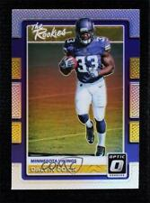 2017 Donruss Optic The Rookies Dalvin Cook #13 Rookie Prizm