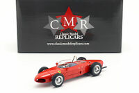 Ferrari 156 Sharknose Plain Body Edition 1961 rot 1:18 CMR