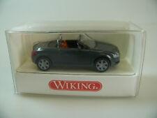 1:87 Wiking 131 02 27 Audi Tt 'Gray ', New