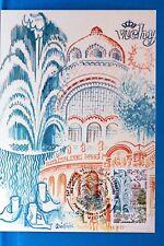 Briefmarken Frankreich & Kolonien Vichy Cpa Postkarte Maximum Yt 2144 C