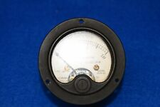 GE Model 8DW-44 RF Amp Panel Meter  USN CG221308 Working