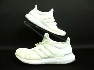 Adidas Ultra Boost 1.0 Core Shoes White S77416 Sneakers Size 10 [A11]