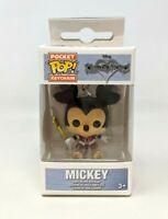 New Funko Pocket Pop Keychain Disney Kingdom Hearts Mickey Vinyl Figure FP20