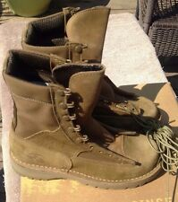 DANNER USMC US Military Branded GoreTex Boots Sage  Size 6.5R  6 1/2 Regular