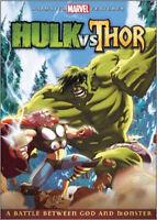 Hulk Vs Thor DVD Nuovo DVD (LGD94427)