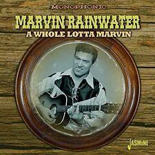 Marvin Rainwater - Whole Lotta Marvin [New CD] UK - Import