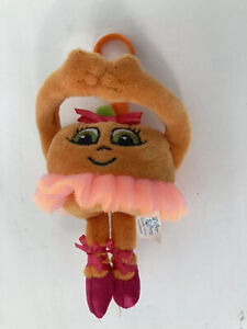 Whiffer Sniffer Tangerina Ballerina Scented Backpack Clip Purse Key Clip