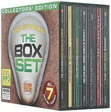 THE 12TH MAN The Box Set 10CD BRAND NEW Australian Cricket Comedy